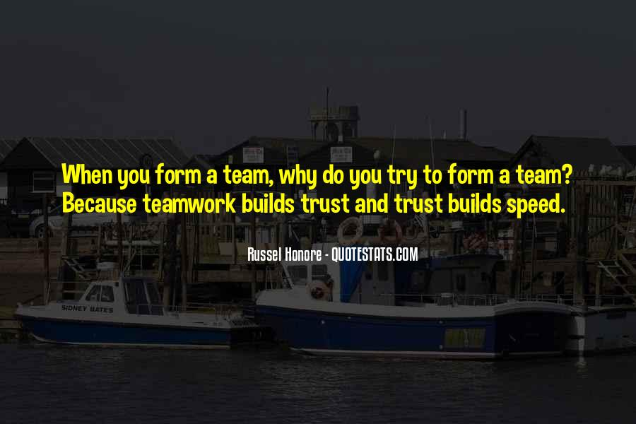 Trust That Things Will Work Out Quotes #24853