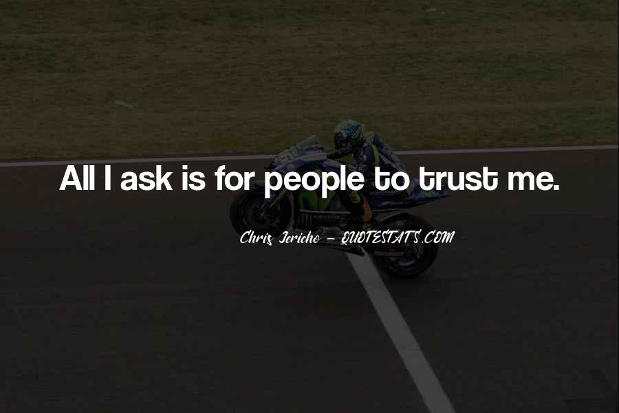 Trust Trust Quotes #10008