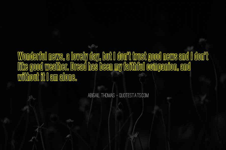 Trust Trust Quotes #11639