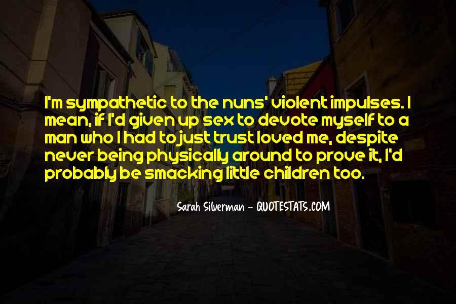 Trust Trust Quotes #12189