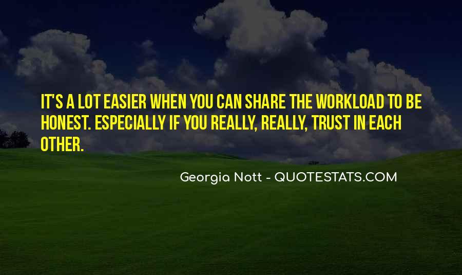 Trust Trust Quotes #13659