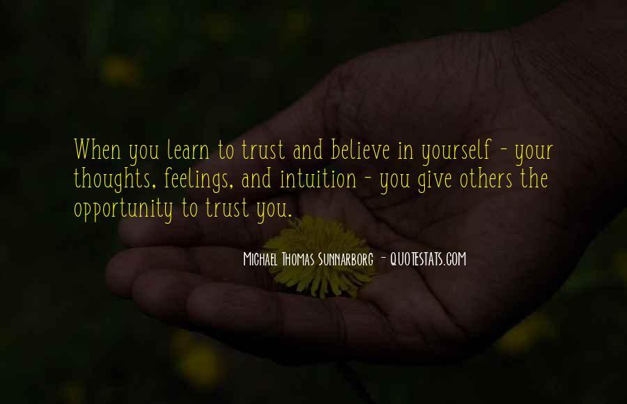 Trust Trust Quotes #16243