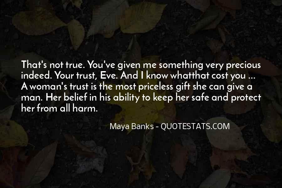 Trust Trust Quotes #17500