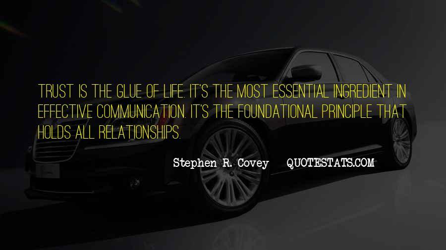 Trust Trust Quotes #7661