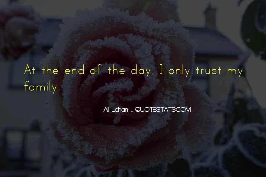 Trust Trust Quotes #7899