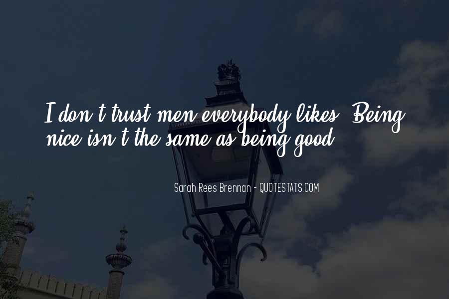 Trust Trust Quotes #8932