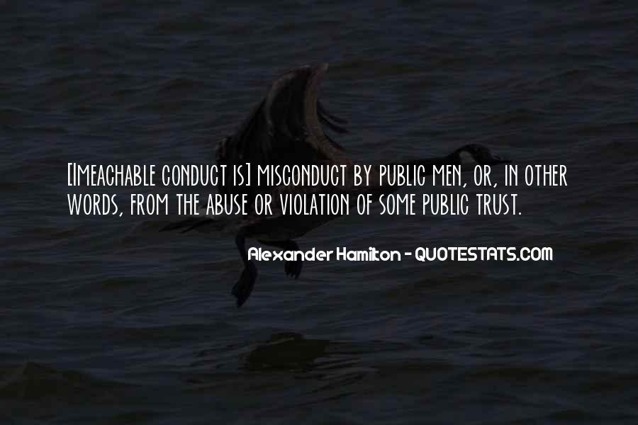 Trust Violation Quotes #638073