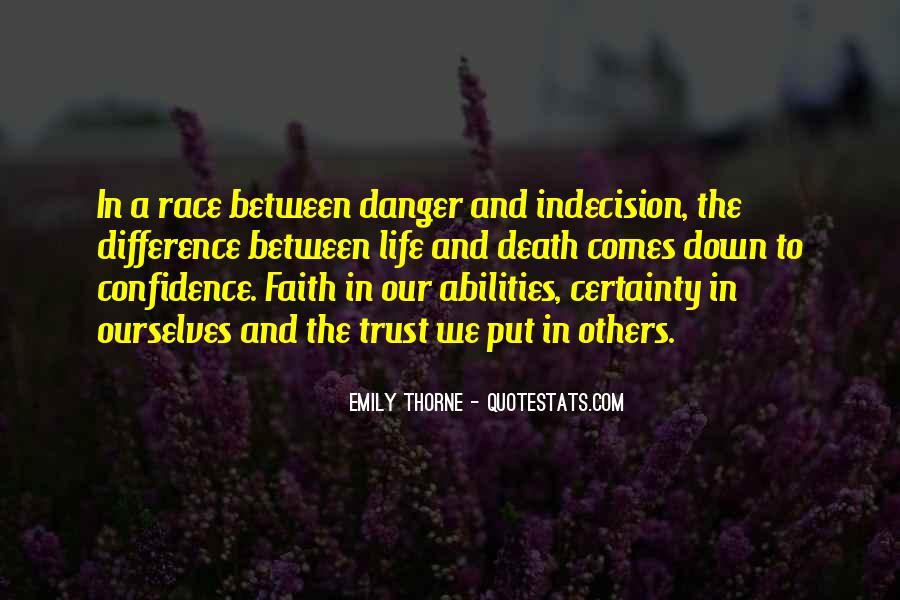 Trust Your Abilities Quotes #1576643