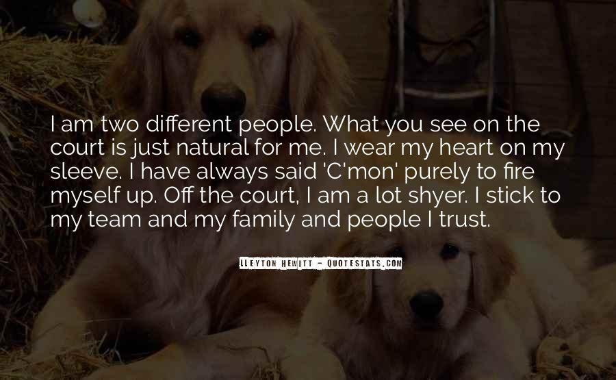 Trust Your Team Quotes #1230205