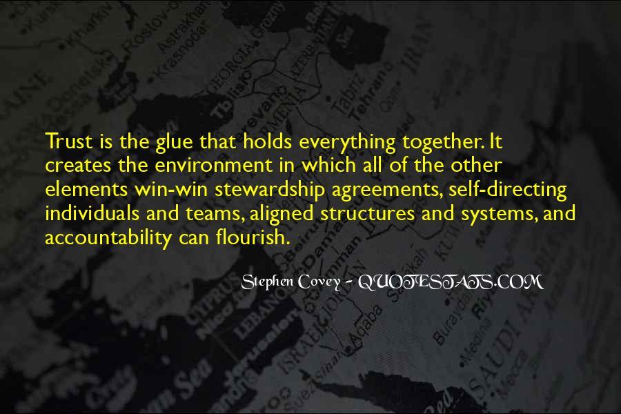 Trust Your Team Quotes #1374966