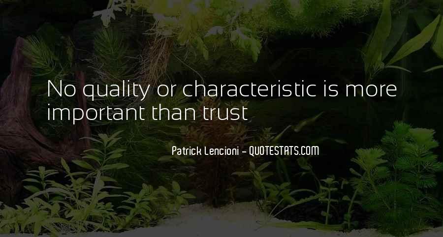 Trust Your Team Quotes #148047