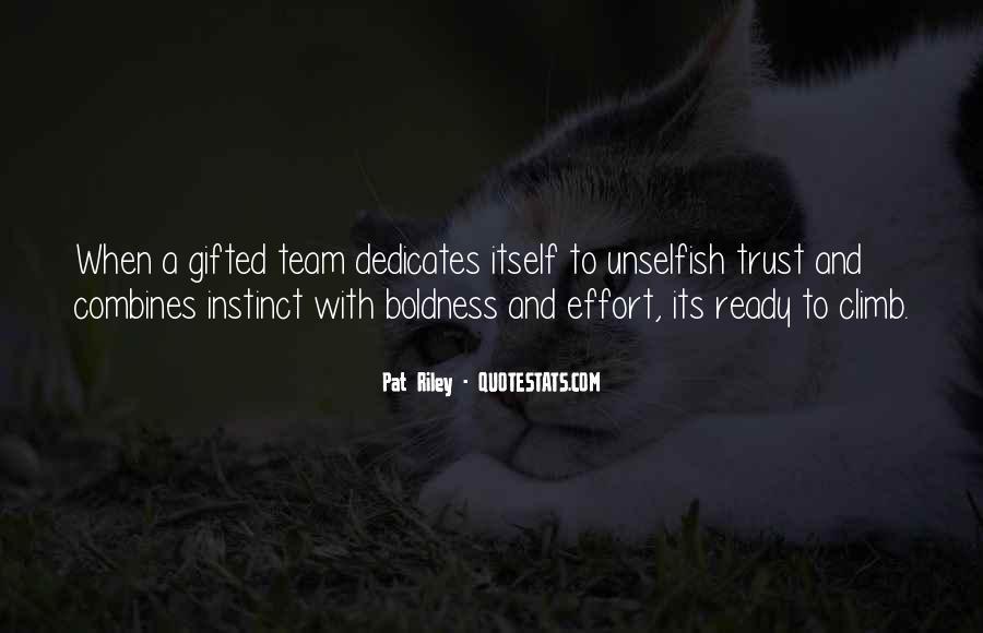 Trust Your Team Quotes #184175