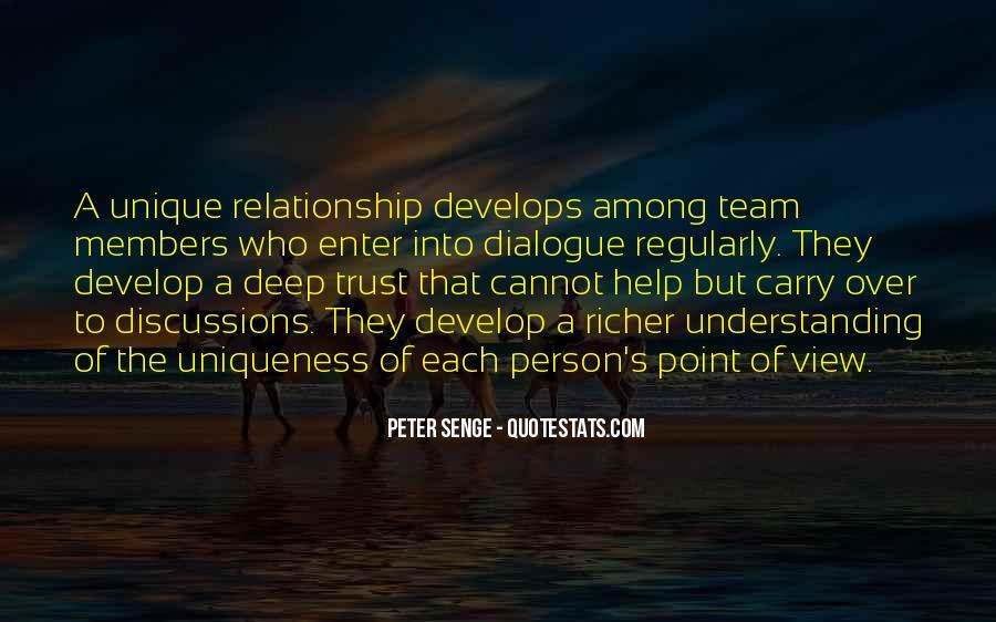Trust Your Team Quotes #599622