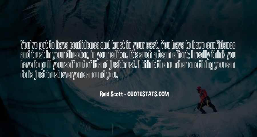 Trust Your Team Quotes #737363