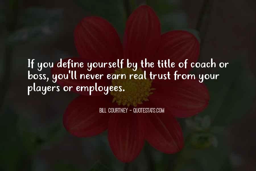 Trust Your Team Quotes #961061