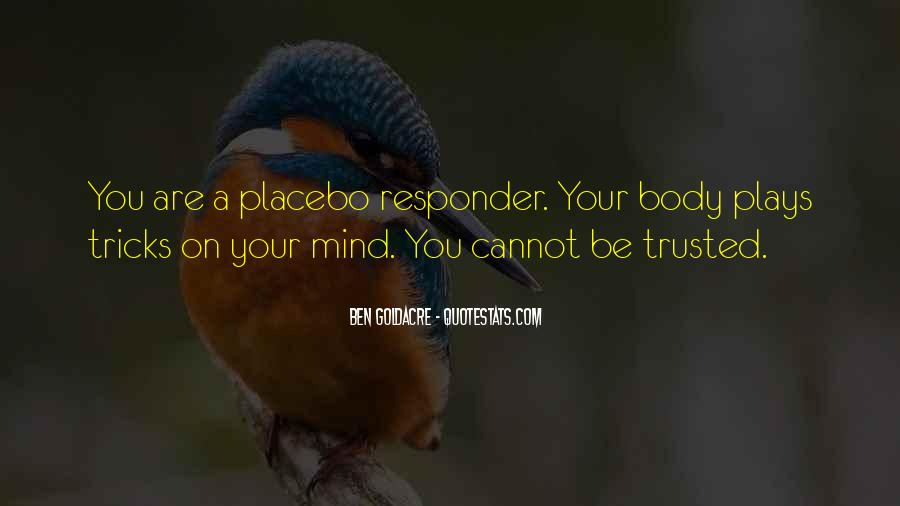 Trusted Man Quotes #131556