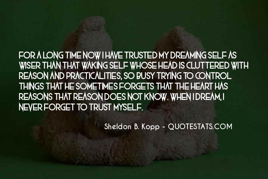 Trusted Man Quotes #150701