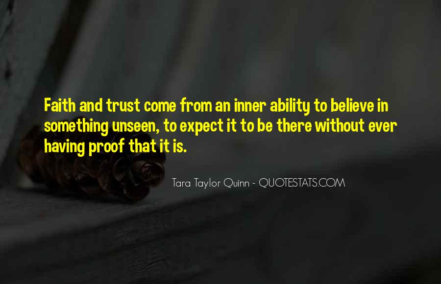 Trusting Others Too Much Quotes #64937
