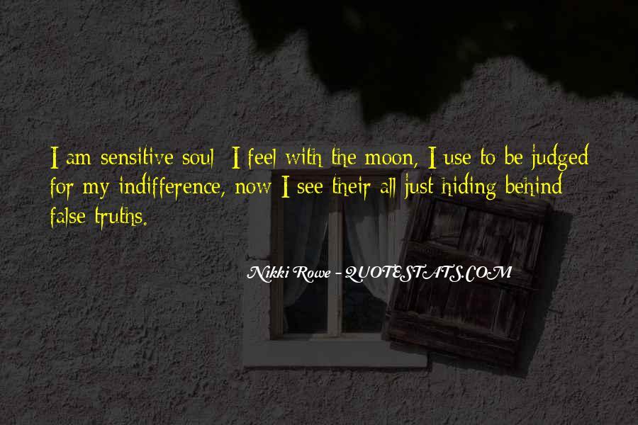 Truth Hiding Quotes #1031796