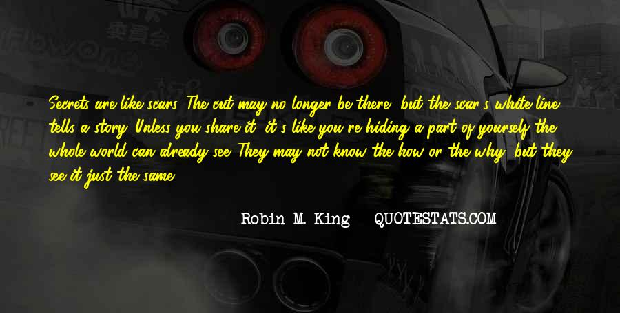 Truth Hiding Quotes #1236184