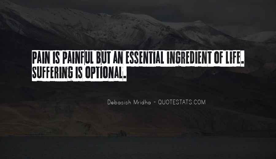 Truth Is Painful Quotes #82552