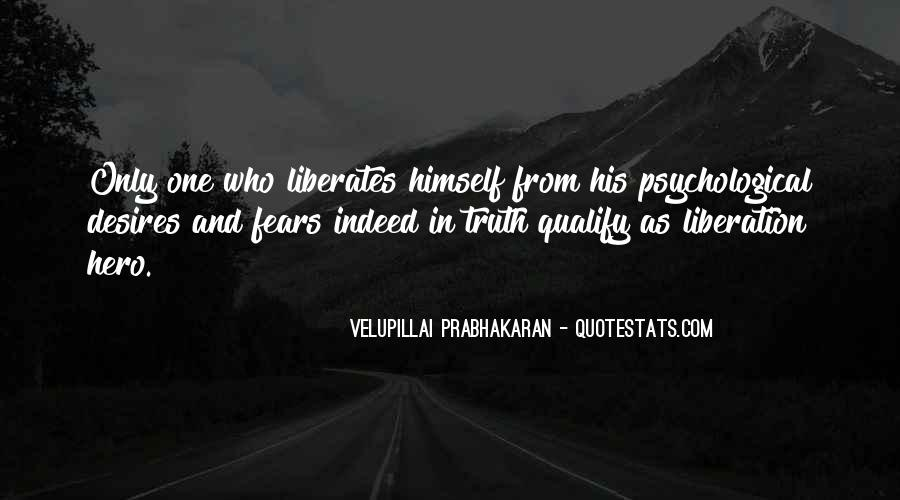 Truth Liberates Quotes #268948