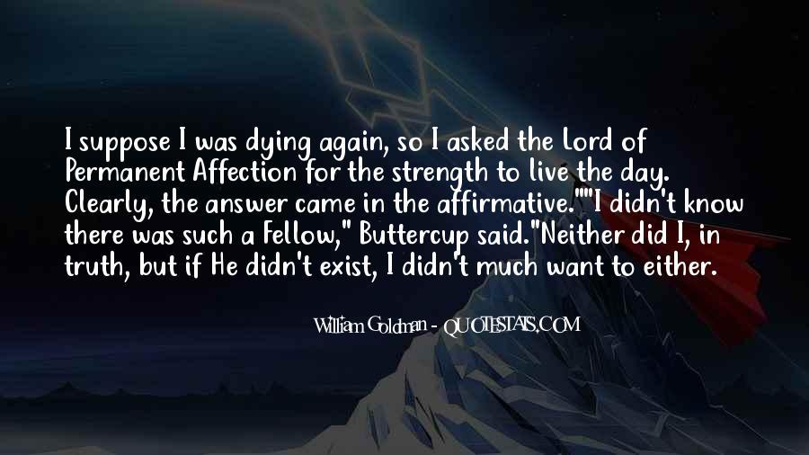 Truth Said Quotes #1126