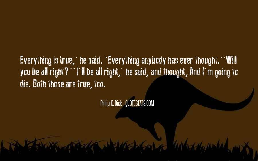 Truth Said Quotes #121042
