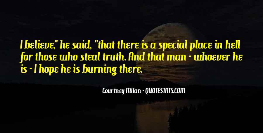 Truth Said Quotes #151433
