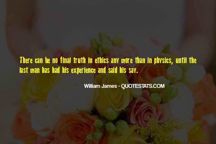 Truth Said Quotes #161633