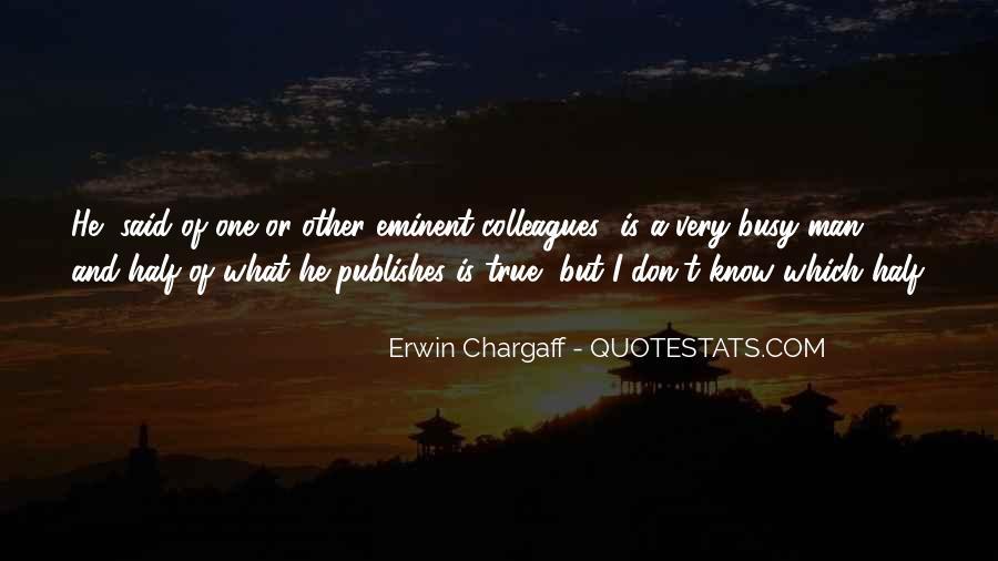 Truth Said Quotes #16324