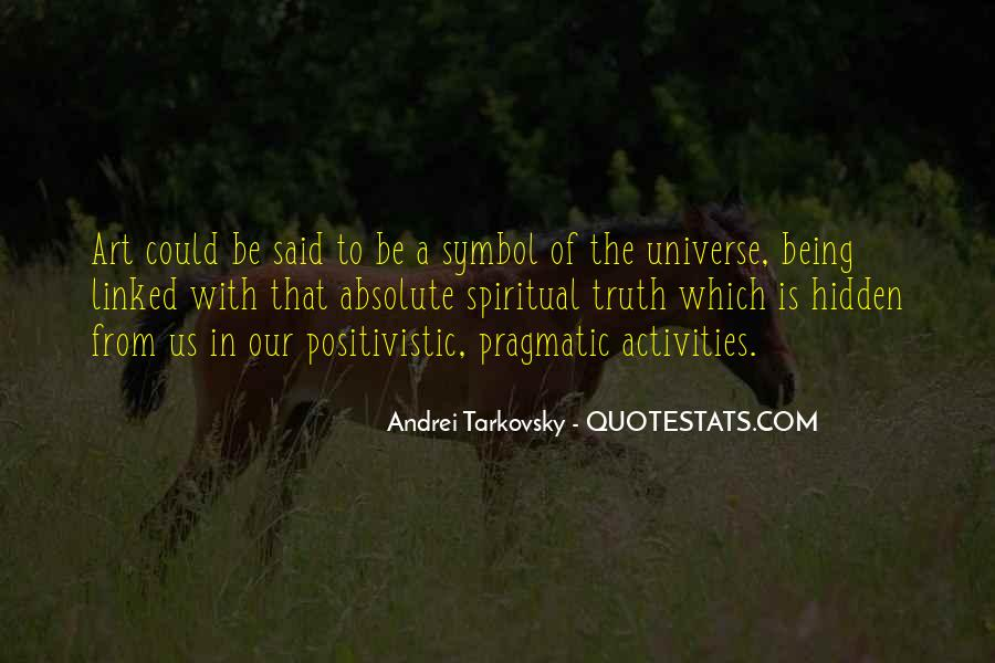 Truth Said Quotes #167369