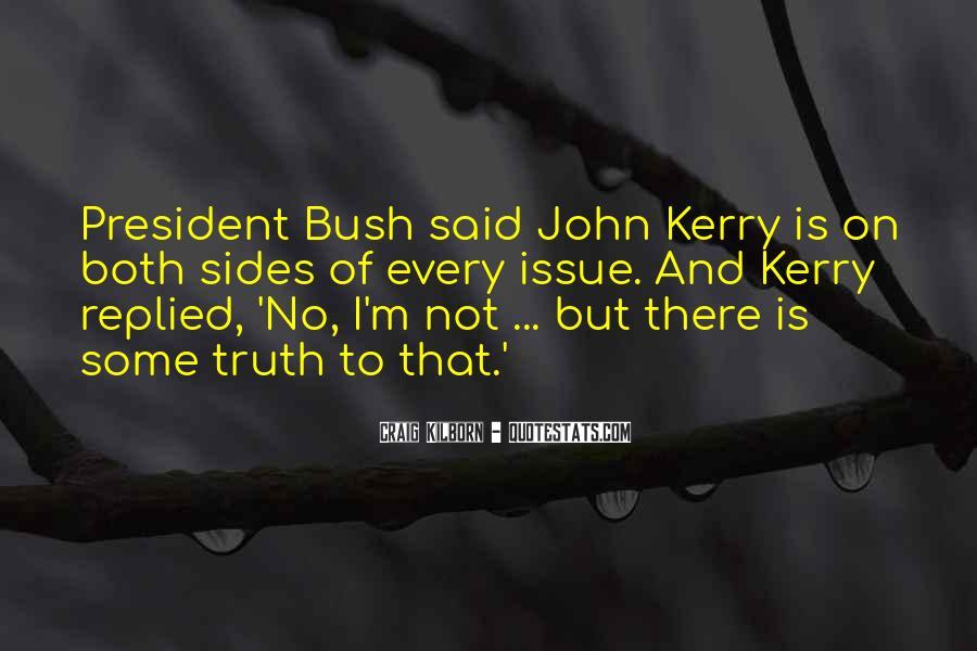 Truth Said Quotes #169901