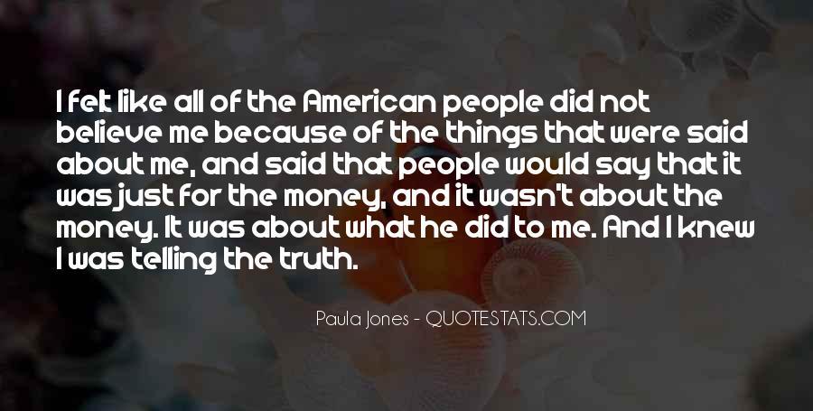 Truth Said Quotes #187870