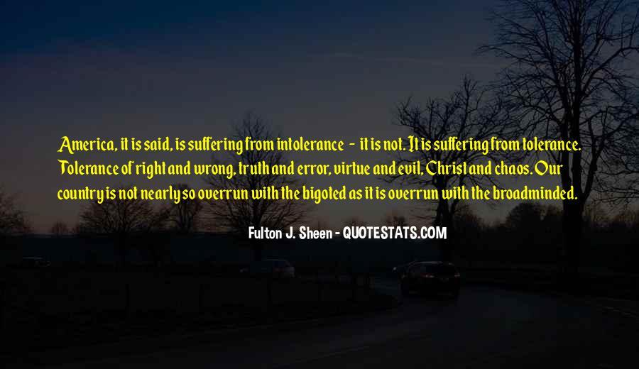 Truth Said Quotes #190017