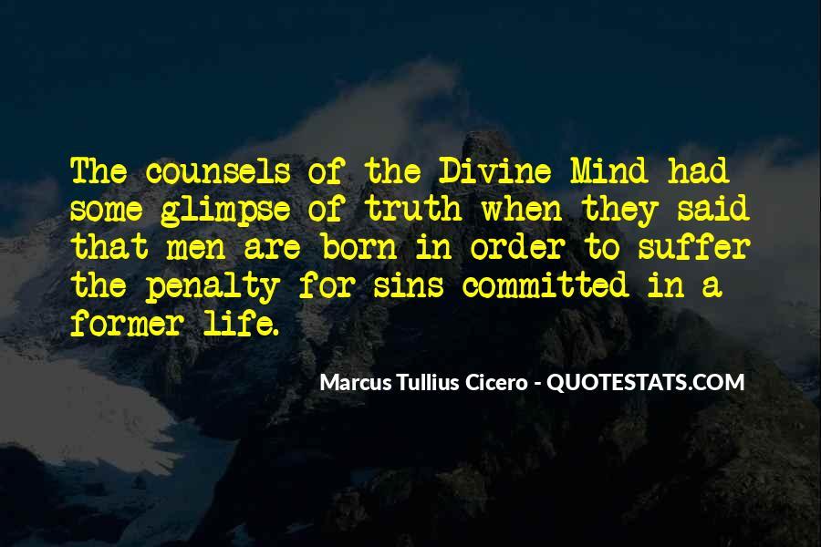 Truth Said Quotes #19205