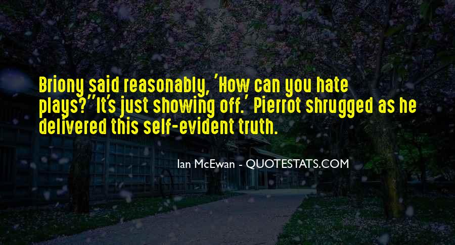 Truth Said Quotes #198865