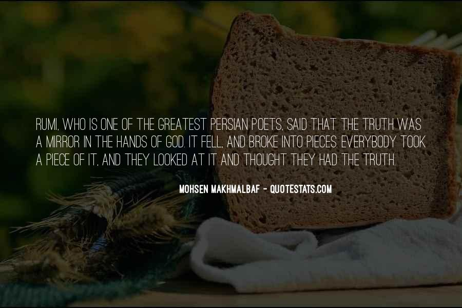 Truth Said Quotes #201122