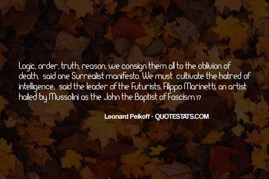 Truth Said Quotes #22208
