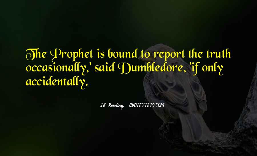 Truth Said Quotes #229521