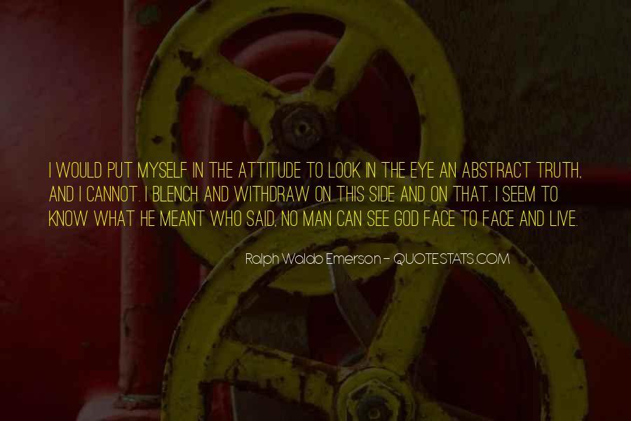 Truth Said Quotes #247361