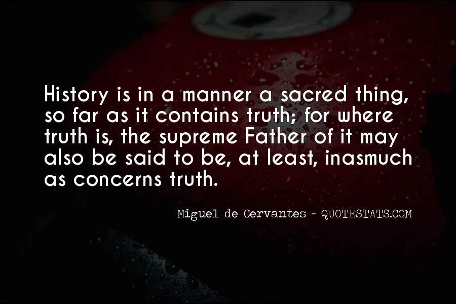 Truth Said Quotes #25866