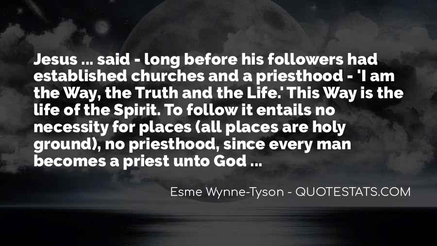 Truth Said Quotes #29456