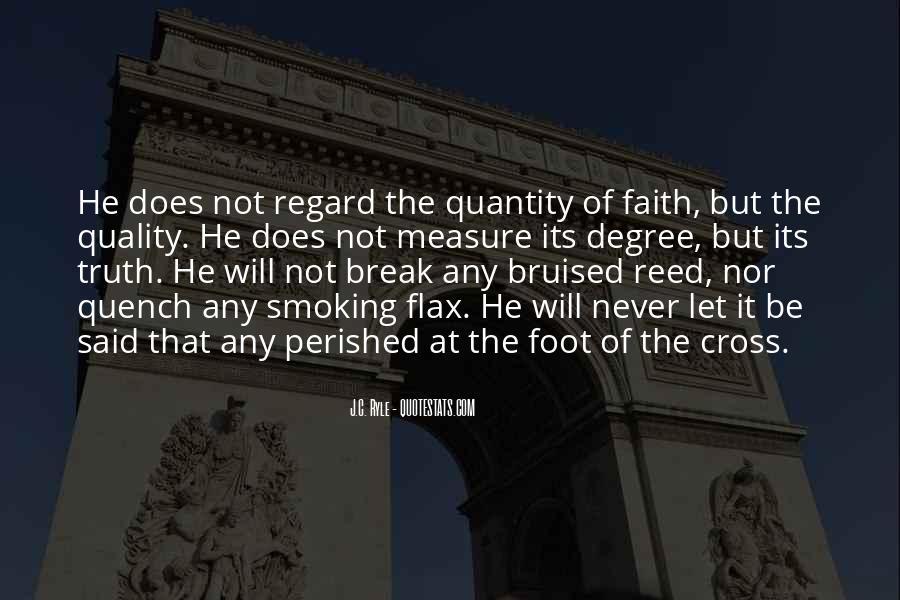 Truth Said Quotes #4836