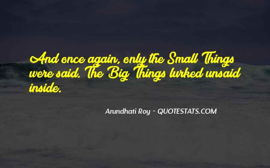 Truth Said Quotes #57633