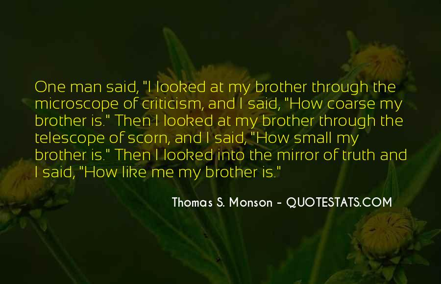 Truth Said Quotes #80809