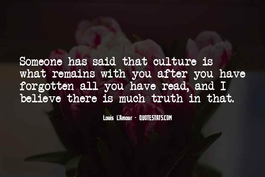 Truth Said Quotes #82208