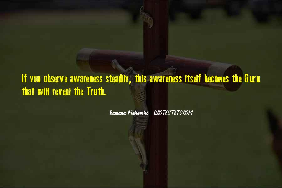 Truth Will Reveal Itself Quotes #1392402