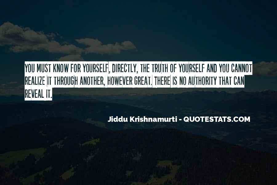 Truth Will Reveal Itself Quotes #246271