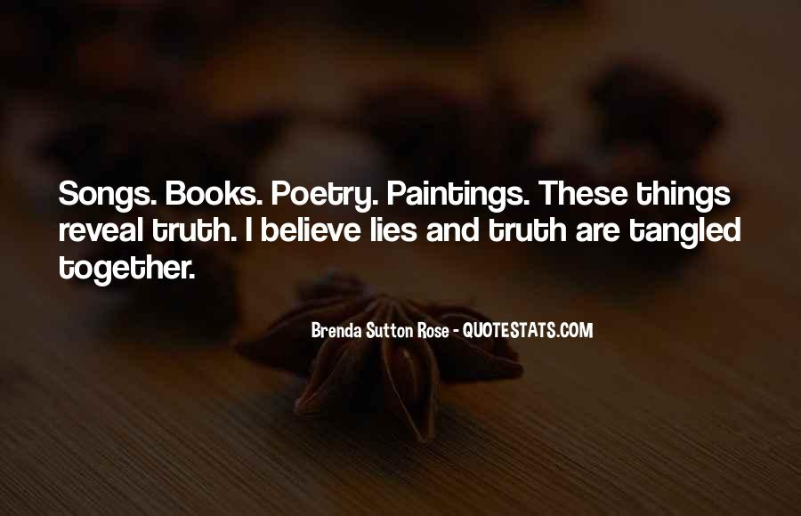 Truth Will Reveal Itself Quotes #48179